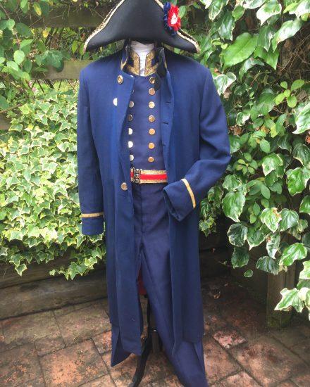 Masquerade Javert Costume Masquerade