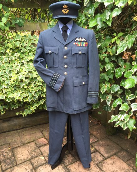 gents raf uniform