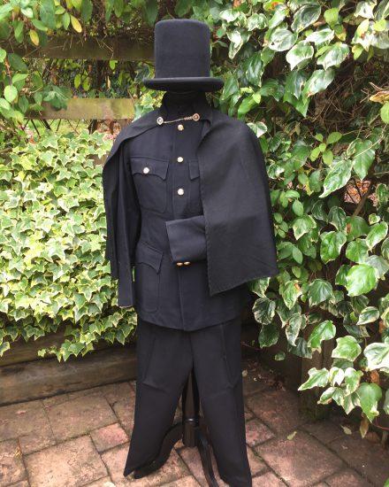 Masquerade Victorian Police Uniform Masquerade