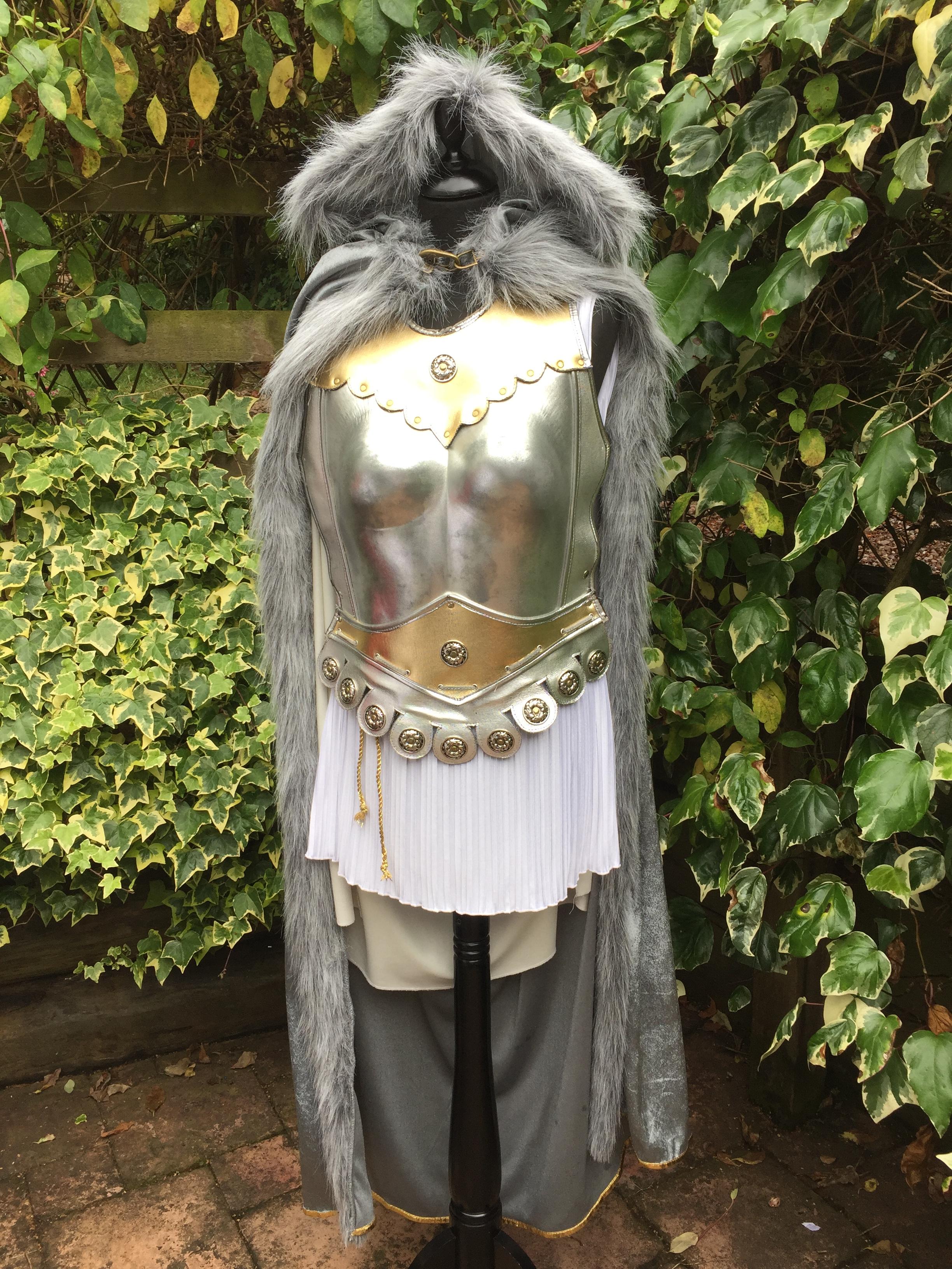 Silver Athena