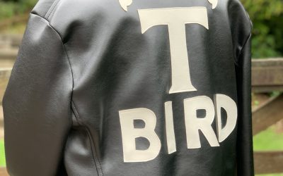 Ladies sandy t-bird